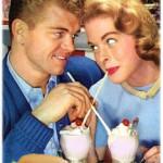 Dia dos Namorados Retrô